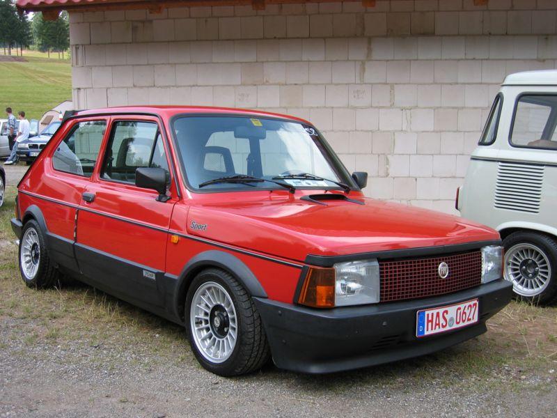 Fiat 127 Sport Seite 4 Das Forum F 252 R Den Echten Alfa